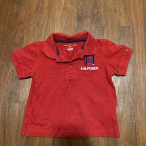 5/20 Tommy Hilfiger 24 month polo top